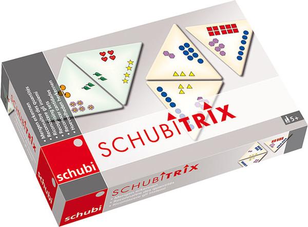 Schubitrix Spojujeme celky