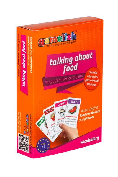 Gamelish Talking about food