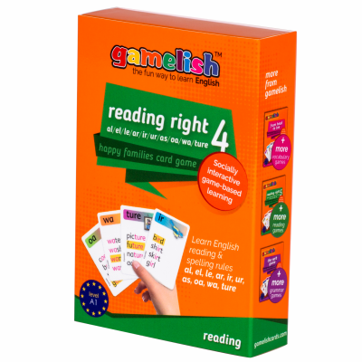 Gamelish Reading right 4