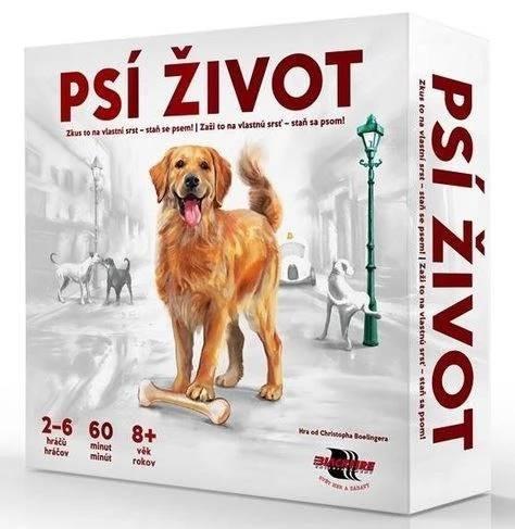 Beton games Psí život desková hra