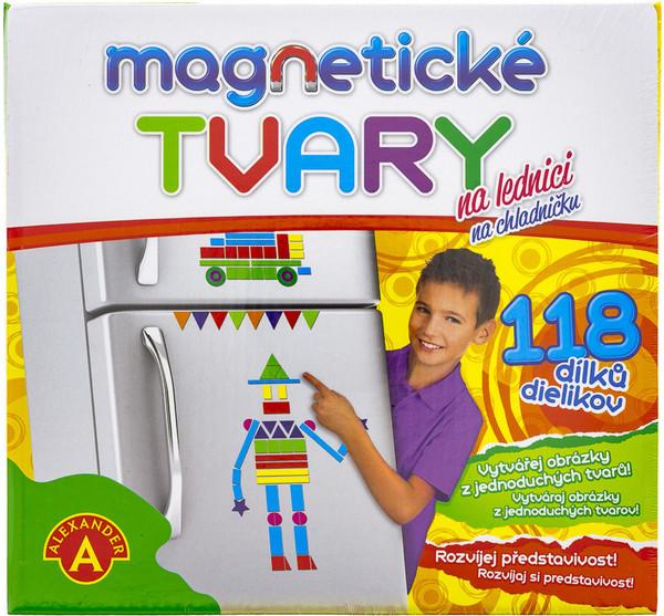 ALEXANDER Magnetické tvary