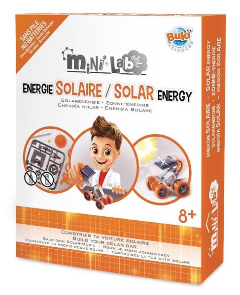 BUKI Solární energie Minilab