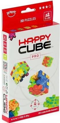 Happy Cube Pro 6 hlavolamů