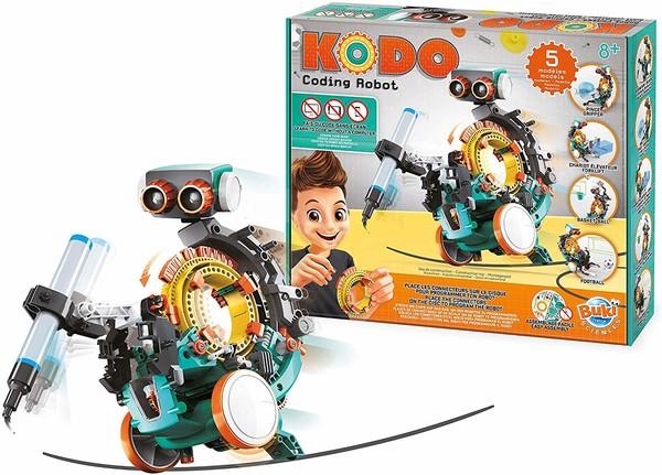 BUKI Kódovací robot KODO