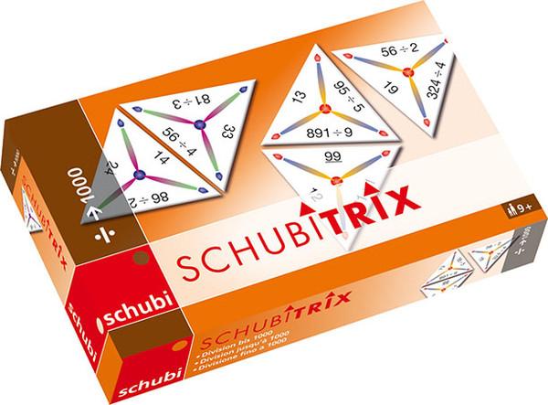Schubitrix Dělení do 1000