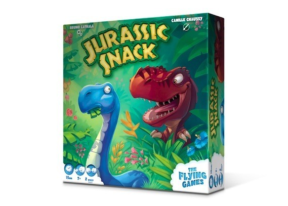 Loris Games Jurassic Snack
