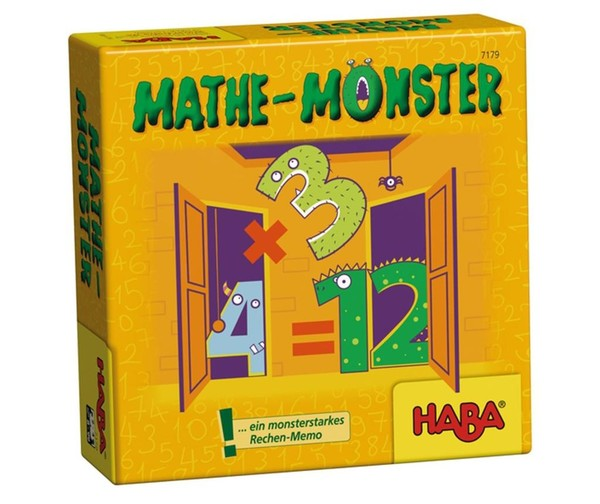 HABA Matematika Monster (Mathemonster)