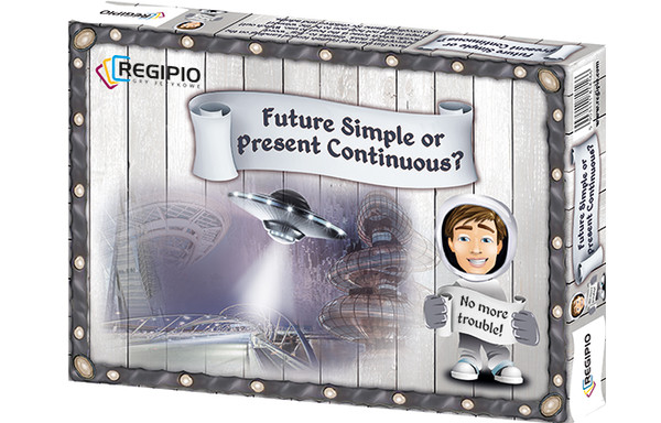 Regipio Future Simple or Present Continuous?