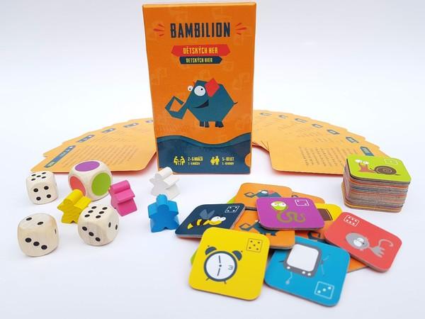 Bambilion dětských her