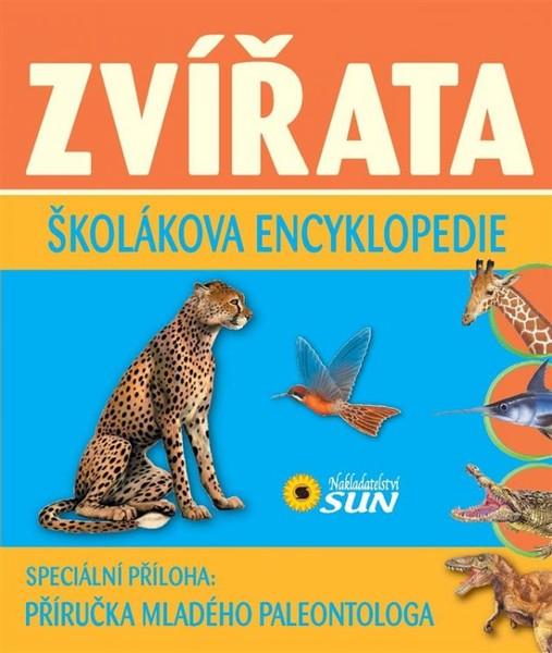 Školákova encyklopedie: Zvířata