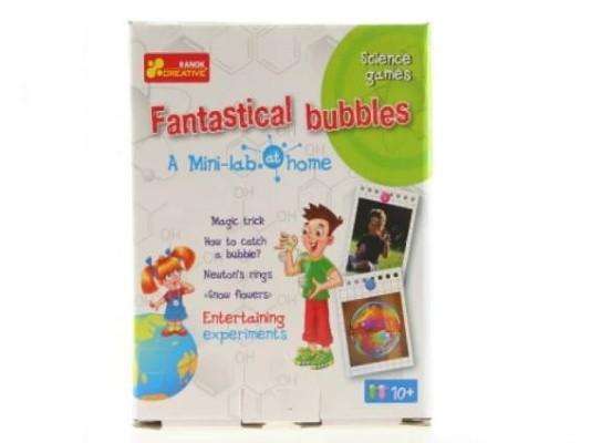 Lamps Domácí minilaboratoř - Fantastické bubliny