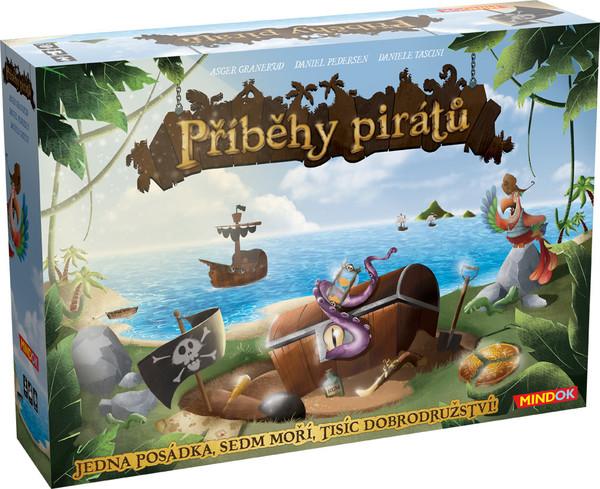 MINDOK Příběhy pirátů