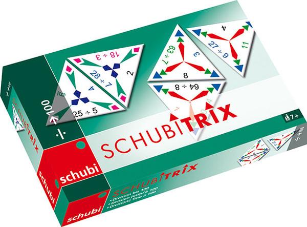 Schubitrix Dělení do 100