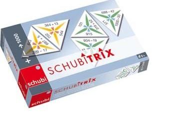Schubitrix Sčítání a odčítání do 1000