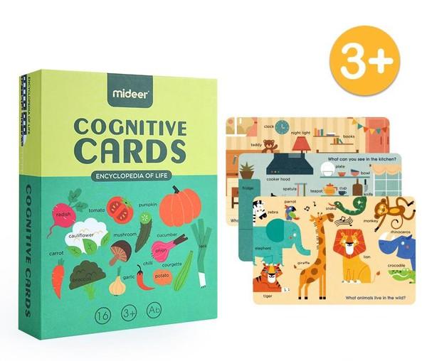 MiDeer Kognitivní karty - encyklopedie života