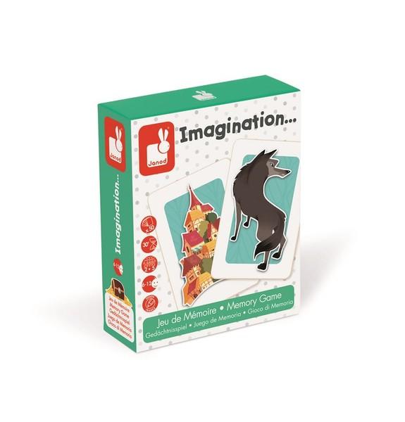 Janod Vytvoř příběh (Imagination)