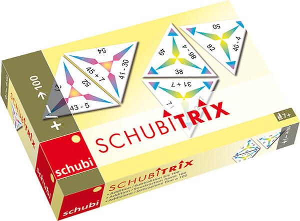 Schubitrix Sčítání a odčítání do 100