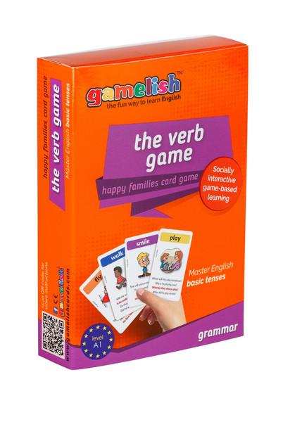 Gamelish The Verb game