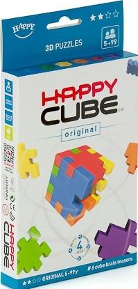 Happy Cube Original 6 hlavolamů