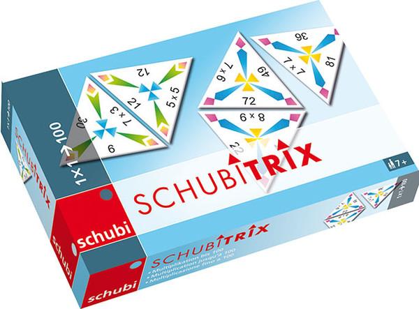 Schubitrix Násobení do 100