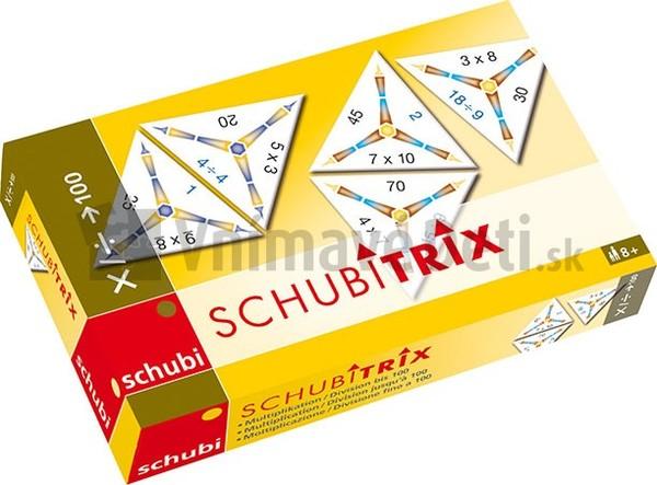 Schubitrix Násobení a dělení do 100