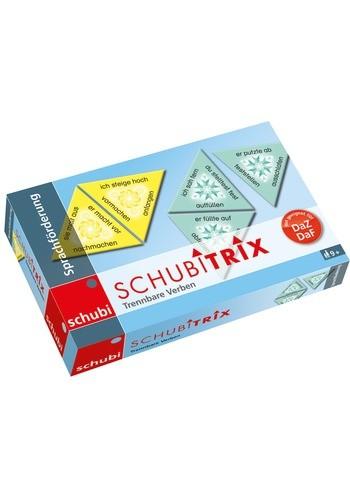 Schubitrix Němčina - Slovesa s odlučitelnými předponami (Trennbare Verben)