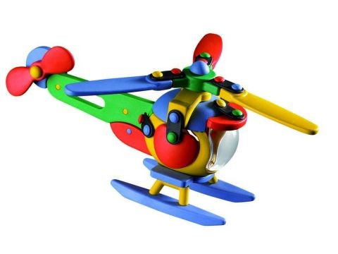 mic-o-mic Stavebnice Vrtulník