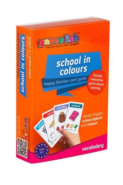 Gamelish School in colours