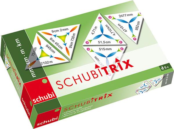 Schubitrix Délky