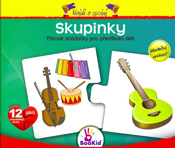 Bookid Toys Skupinky