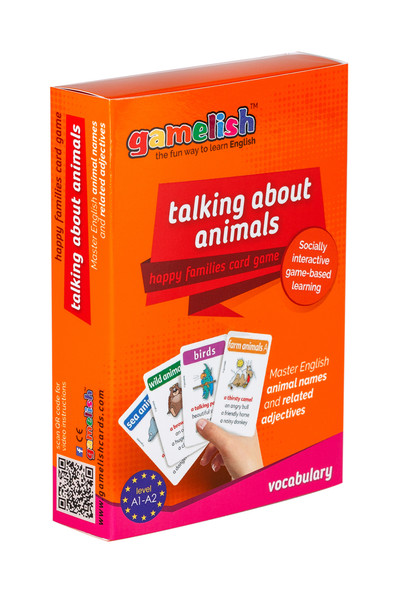 Gamelish Talking about animals