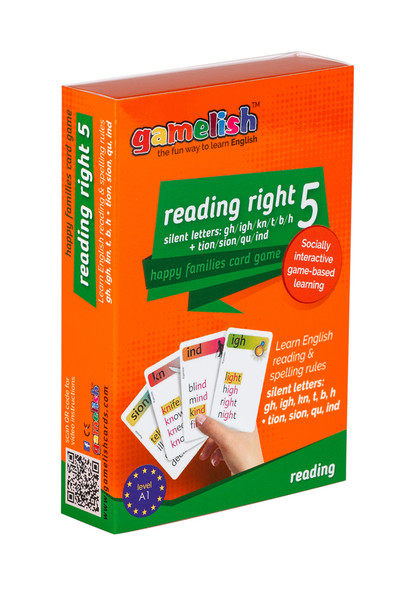 Gamelish Reading right 5