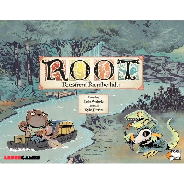 Root Rozšíření Říčního lidu