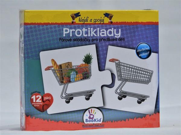 Bookid Toys Protiklady