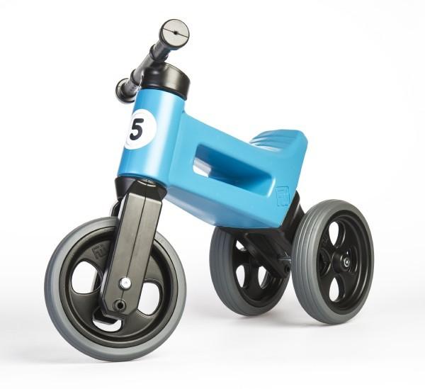 Odrážedlo Funny Wheels 2 v 1 modré