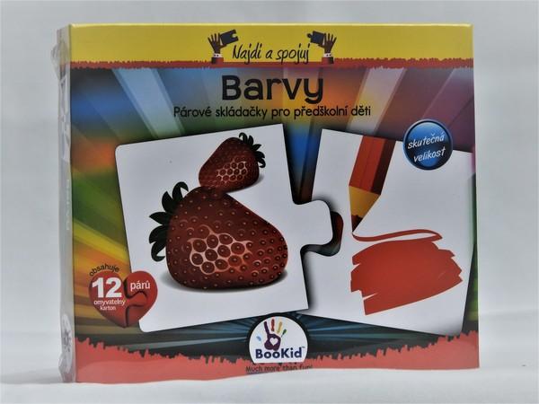 Bookid Toys Barvy