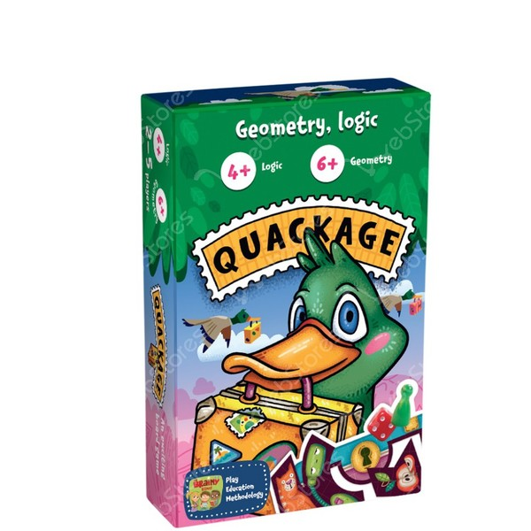 The Brainy Band Quackage
