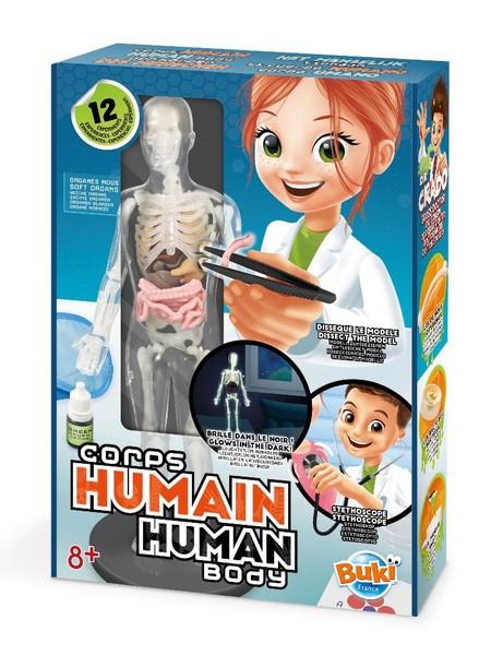 BUKI Lidské tělo