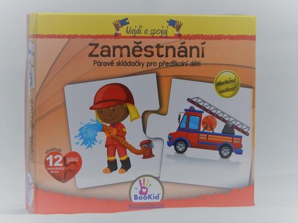 Bookid Toys Zaměstnání