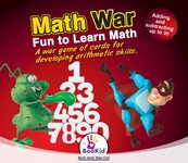 Bookid Toys Math War - Početní bitva