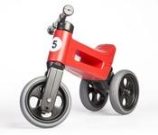 Odrážedlo Funny Wheels 2 v 1 červené