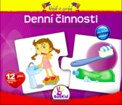 Bookid Toys Denní činnosti
